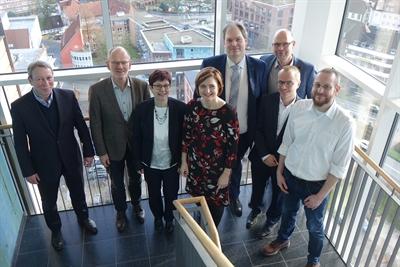 Startschuss für realen Testbetrieb des BI-Projekts in Flensburg gefallen.