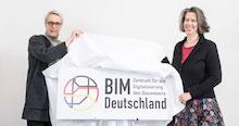 Nationales Zentrum für die Digitalisierung des Bauwesens, BIM Deutschland, offiziell eröffnet.