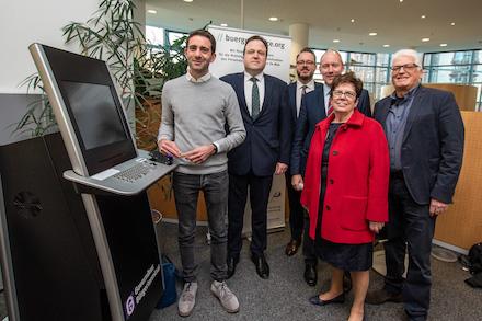 Dortmund testet Service-Terminal in Kooperation mit buergerservice.org.