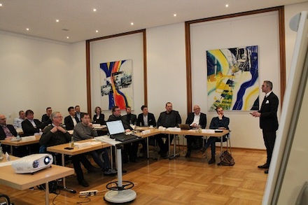 Thomas Coenen (rechts im Bild) ist Leiter der neuen Vitako-Projektgruppe Bildung.