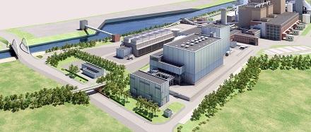 Das neue Gas- und Dampfturbinenkraftwerk in Herne wird eine Leistung von 608 Megawatt Strom und 400 Megawatt Wärme erbringen sowie über einen Nutzungsgrad von 85 Prozent verfügen.