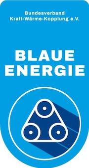 Strom aus KWK-Anlagen kann ab sofort als Blaue Energie vermarket werden.
