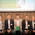 Das KGSt-Team informierte beim Auftakt in Hamm über die neuen Vergleichsringe Digitalisierung.
