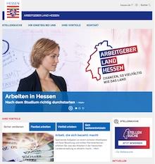 Hessen schaltet neues Karriereportal frei.