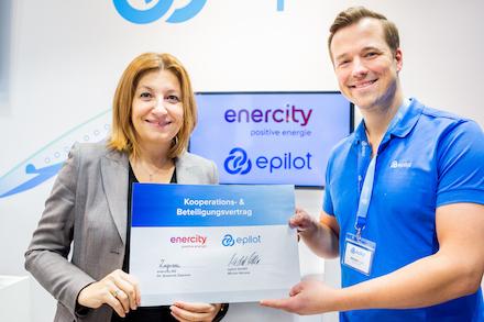 enercity beteiligt sich am Kölner Cloud-Software Unternehmen epilot.