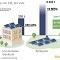 Übersicht, wie Photovoltaikanlagen den Ausstoß von Kohlendioxid vermeiden.