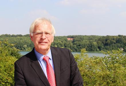 """DLT-Präsident Reinhard Sager: """"Die Klimawende kann nur mit den ländlichen Räumen gelingen, ohne sie steht das Generationenprojekt auf tönernen Füßen."""""""