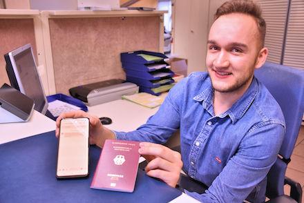 In Wertheim wird die Abholnachricht zum neuen Ausweisdokument jetzt elektronisch versandt.