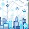 Digitale Vernetzung in den Städten wird zunehmen.
