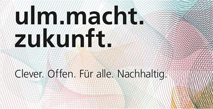 """Die Online-Befragung der Bürger schließt sich an die Ausstellung """"ulm.macht.zukunft"""" an."""