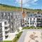 So soll das klimaneutrale Quartier Neue Weststadt in Esslingen im Endausbau aussehen.