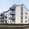 Insgesamt 194 Wohnungen der Wohnungsgesellschaft Oberbayerische Heimstätte in Kösching heizen mit der Quartierslösung der N-ERGIE bald besonders effizient.