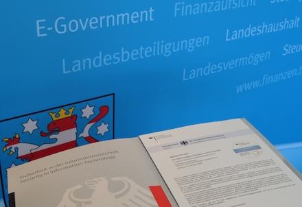 Sprach- und Datennetz des Freistaats Thüringen vom BSI zertifiziert.