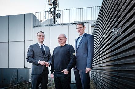 Bonn: Stadt und Stadtwerke bauen gemeinsam ein LoRaWAN auf.