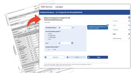 Der OZG-Formularkatalog bietet moderne Online-Formulare, um Papierformulare OZG-konform zu ersetzen.