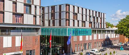 Das Universitätsklinikum Hamburg-Eppendorf (UKE) verfügt jetzt über einen direkten Kanal, um mit der Stadt zu kommunizieren.
