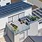 Neben Gewerbeunternehmen zeigen auch Privatpersonen verstärktes Interesse an Solar-Anlagen, so badenova.