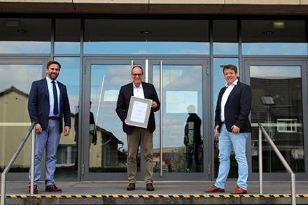 Oestrich-Winkel ist neues Mitglied bei ekom21.