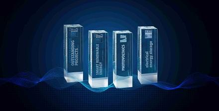 Trotz Absage werden die Innovationpreise der Smarter E am 30. Juni 2020 verliehen.