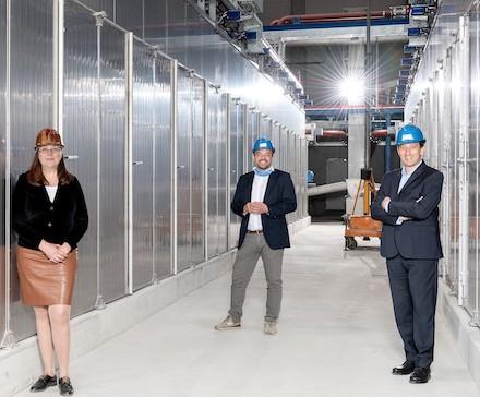 Wird ab 2025 keine Kohle mehr verbrennen: Fernwärmekraftwerk an der Dennhäuser Straße in Kassel.