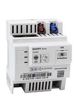 Auch von der Physikalisch-Technischen Bundesanstalt zertifiziert: Das Smart Meter Gateway Siconia SMARTY IQ.