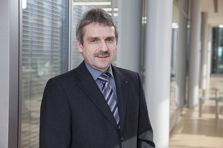 Neu im Vorstand der Mainova: Peter Arnold.