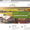 Beispiel-Website der fiktiven Kommune Schönwetter am Berg.