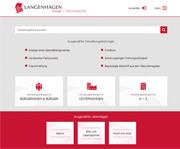 Langenhagen: Digitales Rathaus verbessert Kundenservice.