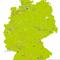 Wasserstoff-Landschaft Deutschland.