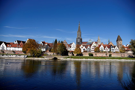Ulm: Im neuen Kreativraum der Stadt sollen künftig Ideen für die digitale Verwaltung entstehen.