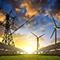 Baden-Württemberg muss auch den Ausbau Erneuerbarer Energien beschleunigen, so ein Ergebnis der Studie der Plattform EE BW.