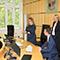 Das Landgericht Stralsund hat nun offiziell die Pilotierung der E-Akte gestartet.