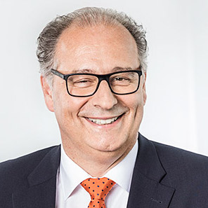 Christoph Verenkotte, Präsident des Bundesverwaltungsamtes