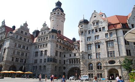 Leipzig digitalisiert alle Fachbereiche.
