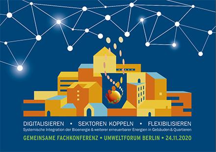 Noch bis zum 30. Mai können Abstracts für die Fachkonferenz der BMWI-Forschungsnetzwerke Bioenergie und Energiewendebauen eingereicht werden.
