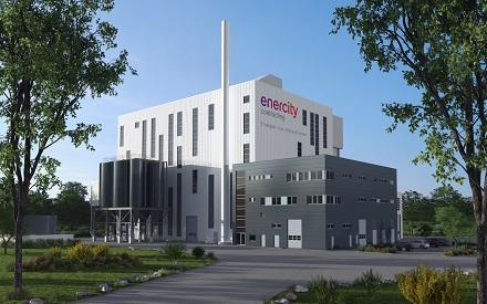 In dieser Anlage wird enercity den Klärschlamm aus Hannover verwerten.