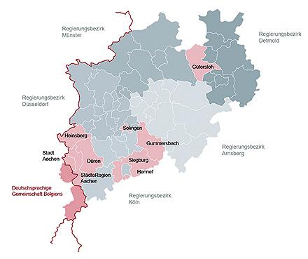 Neue regio iT: Starkes Band der IT quer durch NRW.
