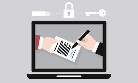 Über die Fernsignatur können sich Bürger online ausweisen.