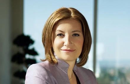 Wird bis 2026 die Geschicke von enercity lenken: Susanna Zapreva.