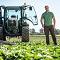 Produziert nicht ausschließlich Gemüse, sondern auch Sonnenstrom: Karsten Milz aus Niederzier.