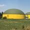 Die Verwendung von Biomethan im Wärmemarkt wird durch das neue Gebäudeenergiegesetz erleichtert.