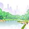 Insbesondere Wasser- und Grünflächen sind ein gutes Mittel, um Hitzeentwicklungen in der Stadt entgegenzuwirken. Die Effekte solcher Anpassungsmaßnahmen lassen sich mit dem neuen Online-Tool aus Nordrhein-Westfalen simulieren.