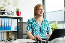 Maria Franke von der KEA-BW weiß, wie wichtig nachhaltige Mobilität für einen effizienten und langfristig erfolgreichen Klimaschutz ist.