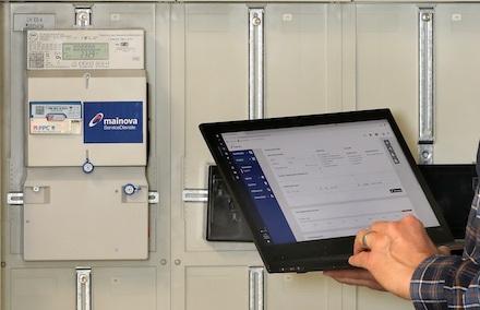 Commerz Real rüstet von Stromzählern auf das intelligente Messsysteme (iMSys) von Mainova um.
