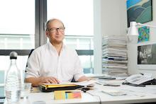 Für Claus Greiser, Leiter des Kompetenzzentrums Kommunaler Klimaschutz der KEA-BW, ist Energie-Management essenziell für zukunftsorientierten Klimaschutz.