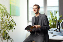 Markus Szaguhn berät Kommunen und Gemeinden rund um das Thema Contracting.
