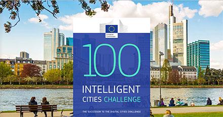 Die Intelligent Cities Challenge (ICC) verknüpft ein internationales Netzwerk von 100 Städten.
