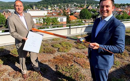 Die hessische Kreisstadt Hofheim im Taunus ist ekom21 beigetreten.