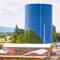 Energiespeicher und Power-to-Heat-Anlagen verwandeln Wind- und Sonnenstrom in Wärme.
