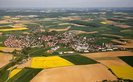 Hesselbronn ist nun eines von insgesamt 47 Bioenergiedörfern in Baden-Württemberg.